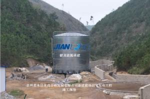 健龙能源环保在贵州惠水县新建猪场福彩3d基本走势图工程