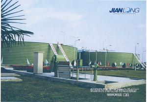 江苏海门市城市污水处理厂
