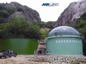 浙江宁海县玉林牧场福彩3d基本走势图发电工程